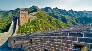 Moscow - Beijing Train Tour. Great Chinese Wall