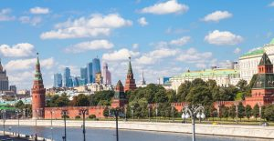 Moscow - Beijing Train Tour. Moscow