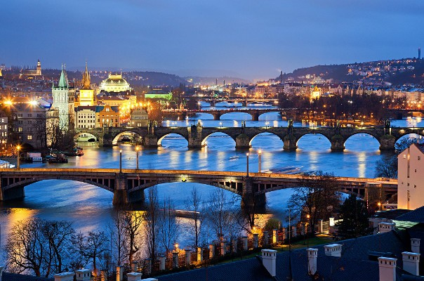 Golden Triangle Tour – Czech Republic