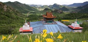 Moscow - Beijing Train Tour. Terelj National Park