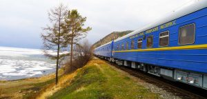 Trans Siberian Journey along Lake Baikal