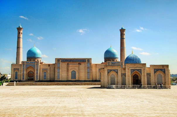 The Legendary Silk Road Tour – Uzbekistan