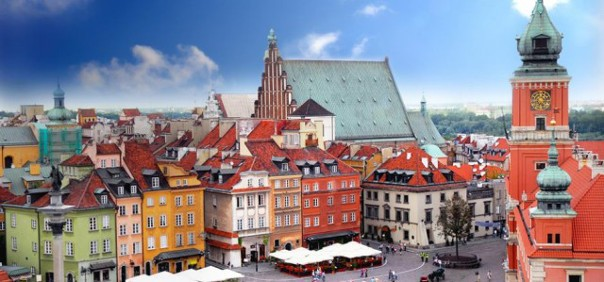 Warsaw Berlin Prague Tour
