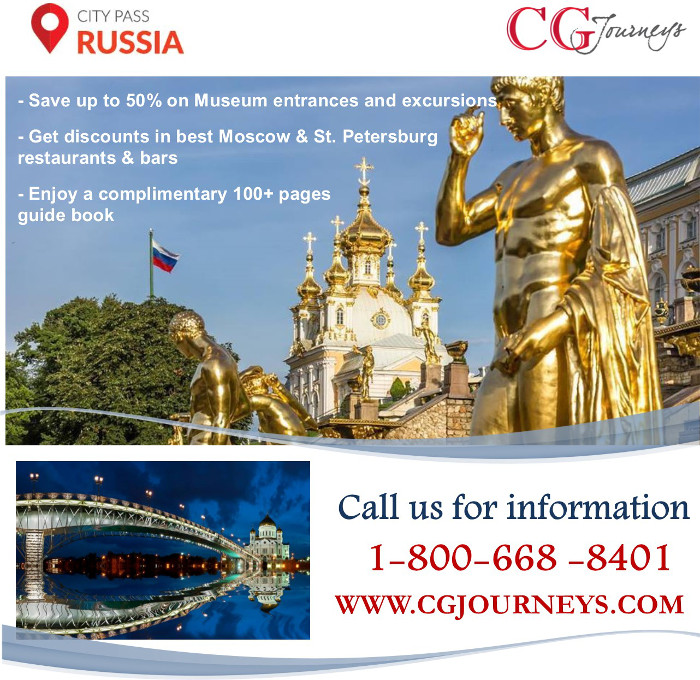 Russia CityPass