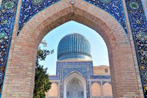 Silk Road Central Asia Tour Throughout Five Stans