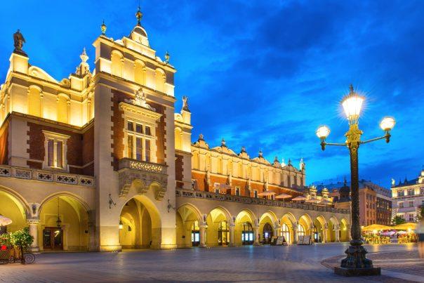 Across Poland from Warsaw to Krakow