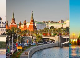 Three Capitals of Russia Tour