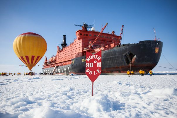 North Pole Expedition Tour