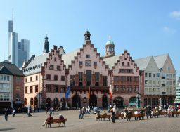 Munich, Frankfurt Tour