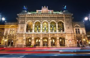 Royal Tour – Prague, Budapest, Vienna. State Opera in Vienna