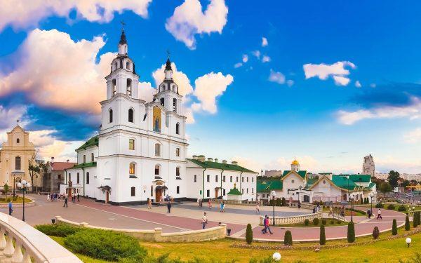 Minsk Round Trip from Helsinki