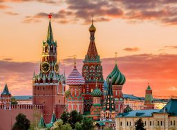 Classic Russia: St.Petersburg and Moscow