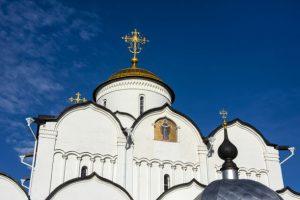 Suzdal Pokrovsky Monastery