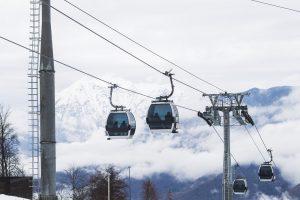 Olympic Ski Resort Tour in Russia. Rosa Khutor Winter Season Tour
