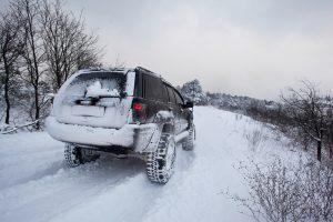 Olympic Ski Resort Tour in Russia. Rosa Khutor Winter Season Tour. 4x4 Wheel Expedition