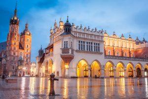Warsaw Krakow Prague Vienna Tour