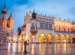 The Heart of Europe: Krakow-Wroclaw-Prague