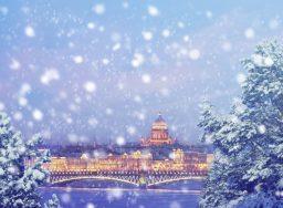 Winter Weekend in St.Petersburg