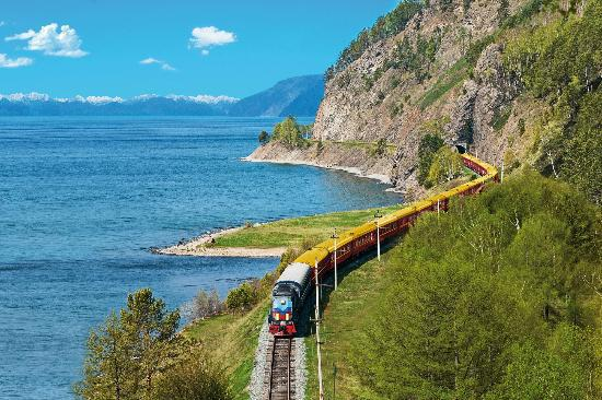 Imperial Russia Train Moscow – Beijing