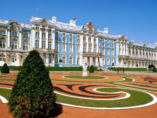 Palaces of St.Petersburg Tour