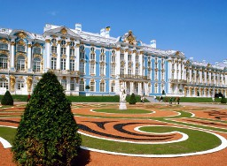 SHORE EXCURSIONS IN ST.PETERSBURG Palaces tour