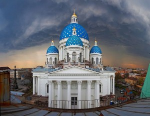St.Petersburg City Tour