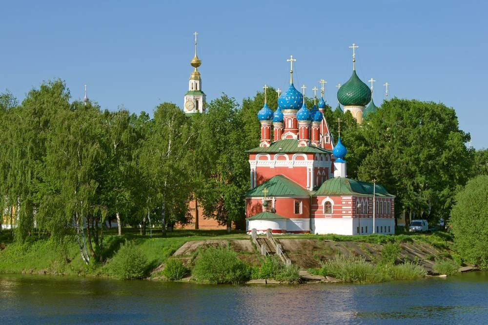 Volga Dream river cruise