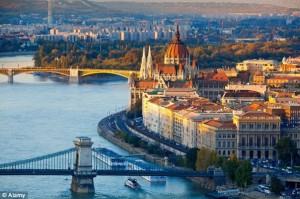 Golden Triangle Tour – Hungary