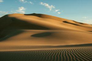 Moscow - Beijing Train Tour. Gobi Desert