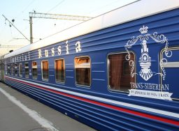 Moscow – Vladivostok Train Tour