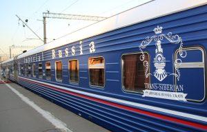 Imperial Russia Train Moscow – Vladivostok