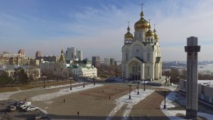 Khabarovsk City
