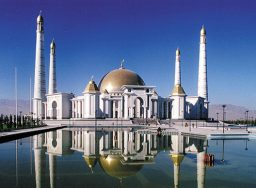 The Legendary Silk Road Tour – Turkmenistan