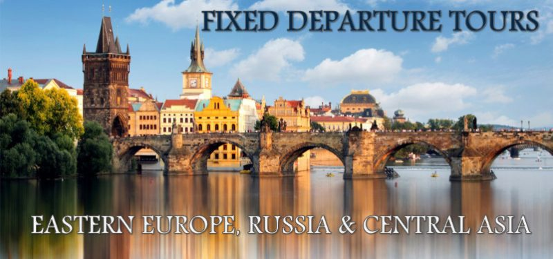 fixed departure tours