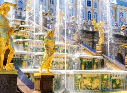 Glorious Russian Capitals: St.Petersburg and Moscow