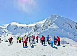Olympic Ski Resort in Sochi Tour 1