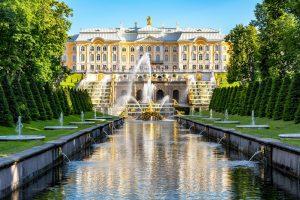 St.Petersburg Round Trip from Helsinki
