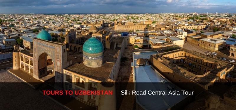 Tours to Uzbekistan